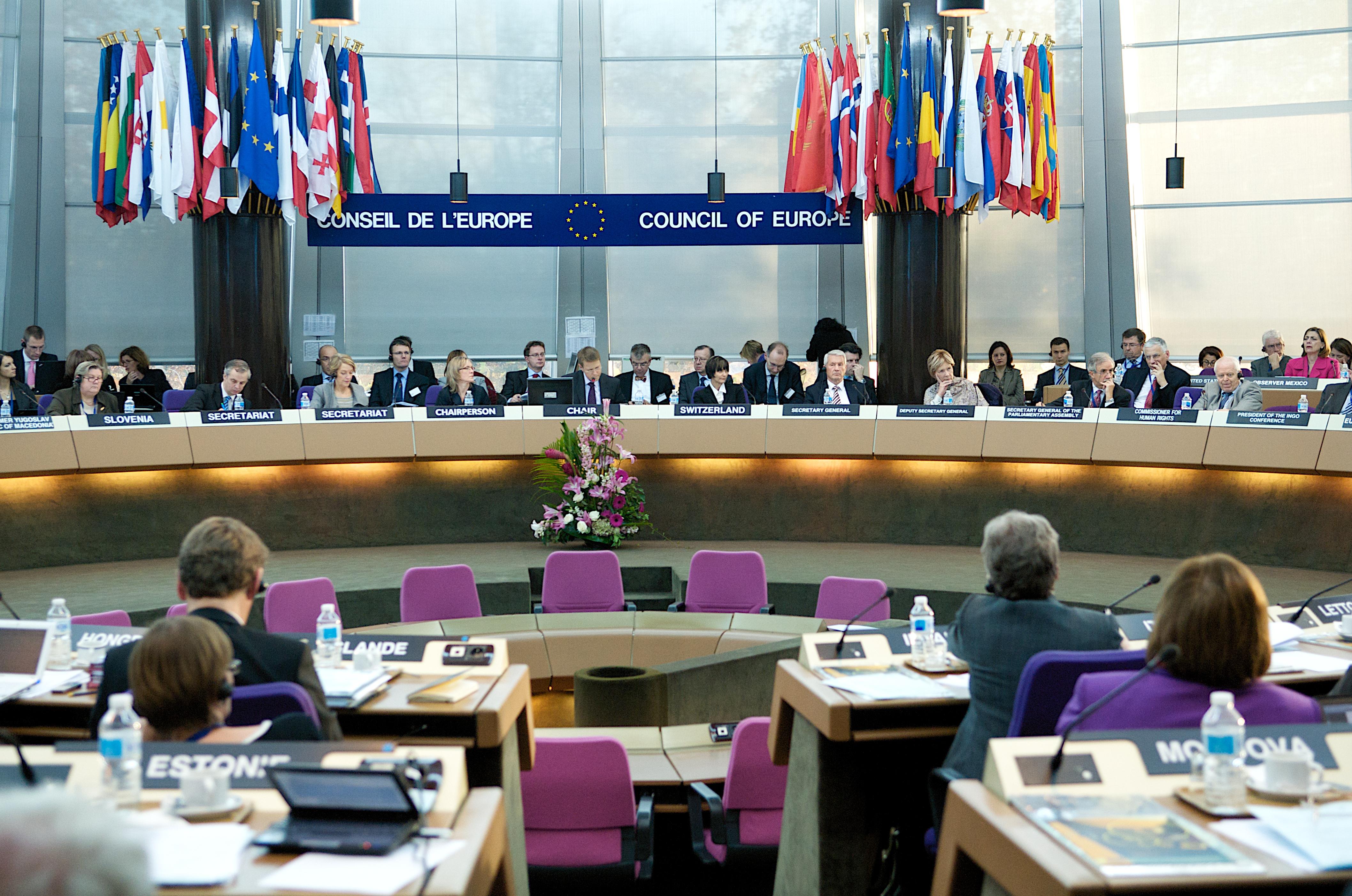 Совет Европы угрожает наказать Россию из-за