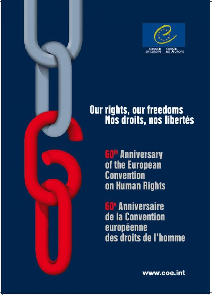 The Council Of Europe Anniversaries