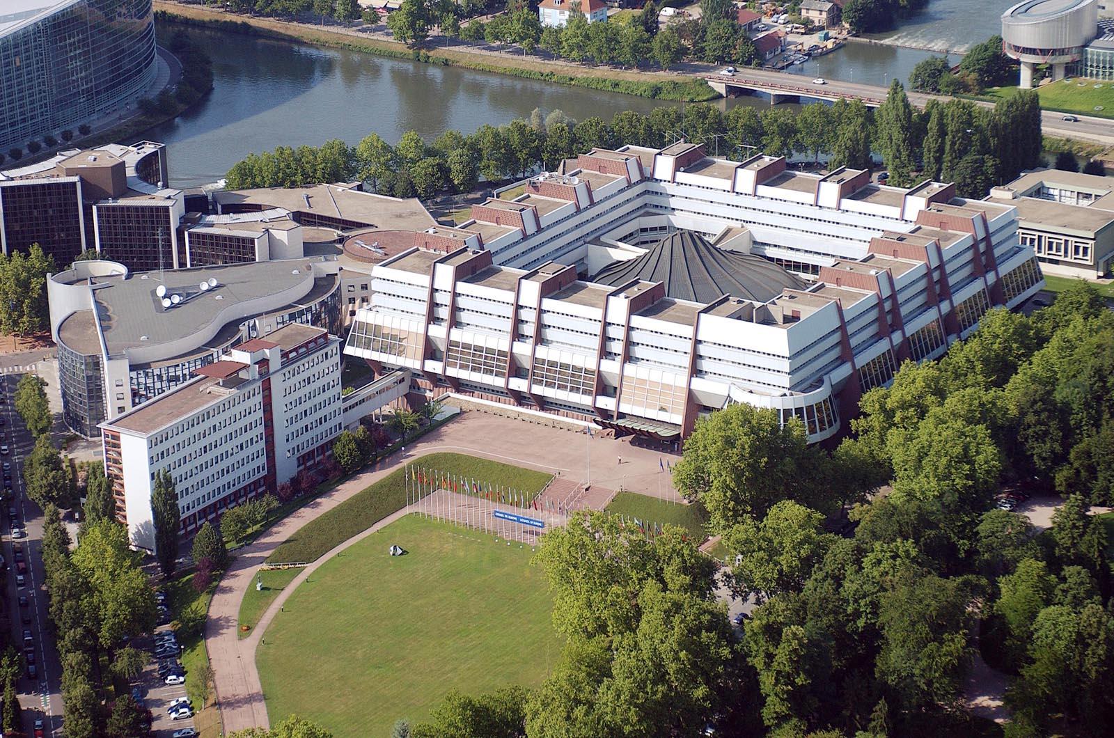 Council of Europe Palais de l'Europe