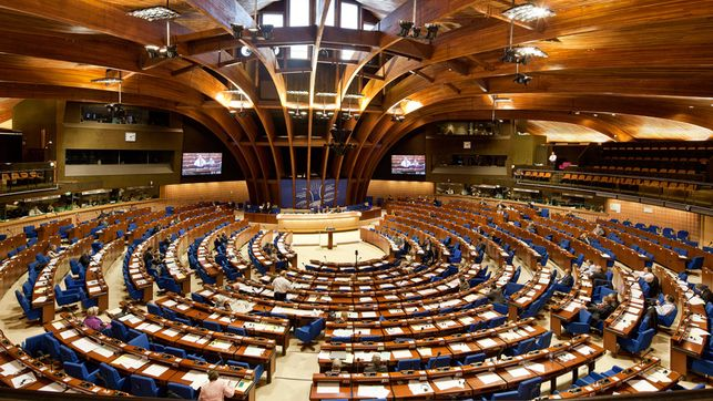 council of europe parliamentary assembly