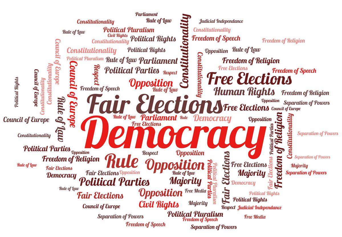 democracy and human rights Democratic governance and human rights are critical components of sustainable development and lasting peace countries that have ineffective government institutions.